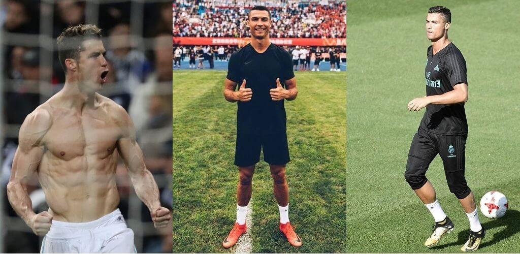 Cristiano Ronaldo - sport - egészség