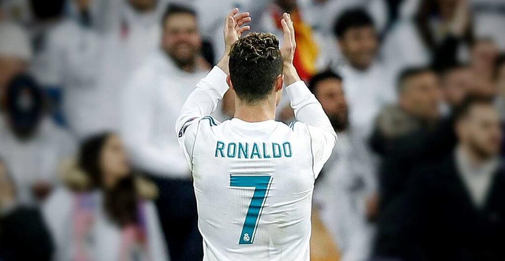 Cristiano Ronaldo - Juventus - átigazolás