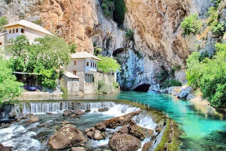 Blagaj, Bosznia-Hercegovina