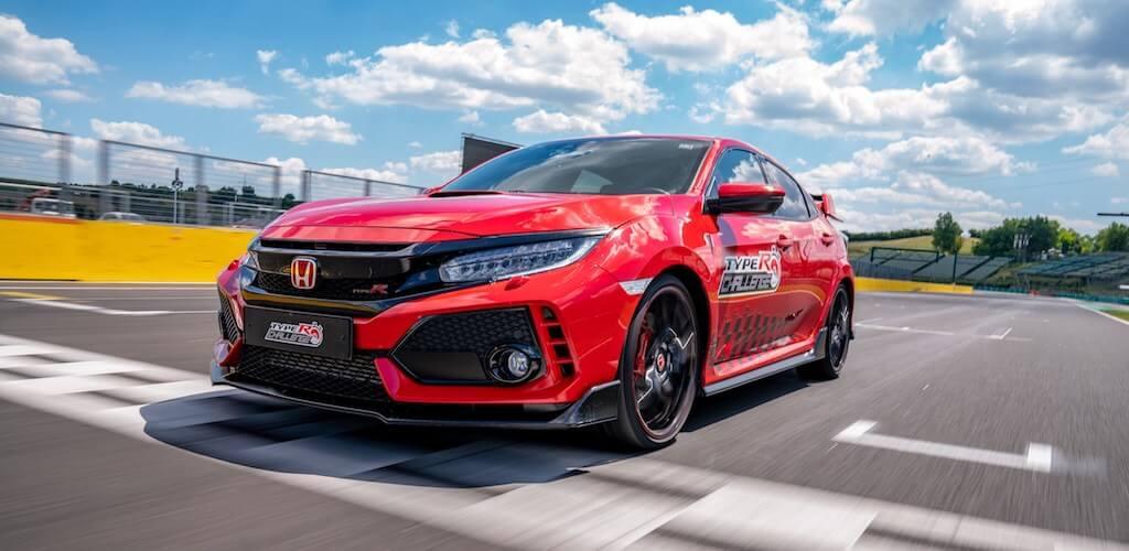 Honda Civic Type R Challenge