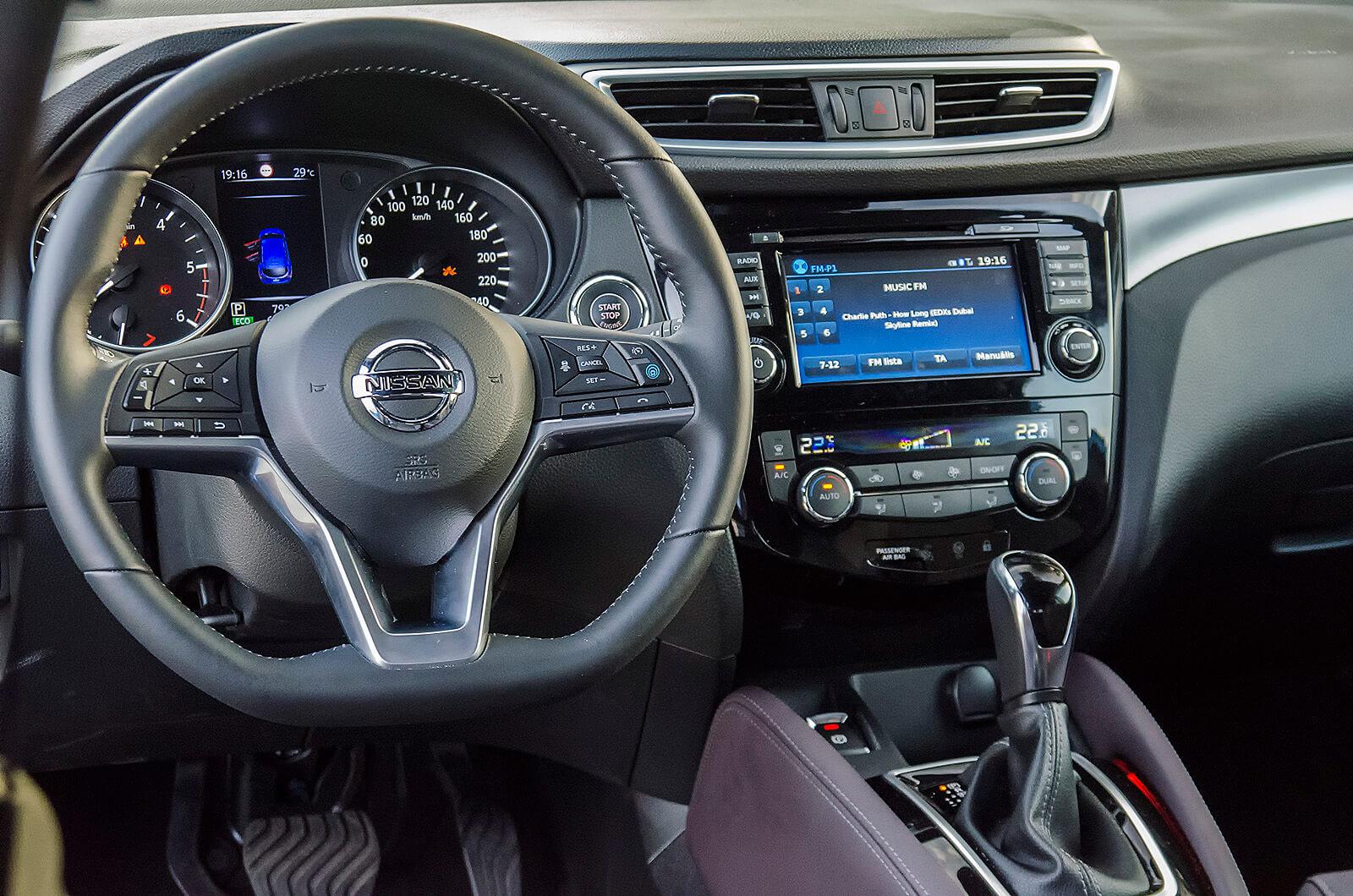Nissan Qashqai ProPilot