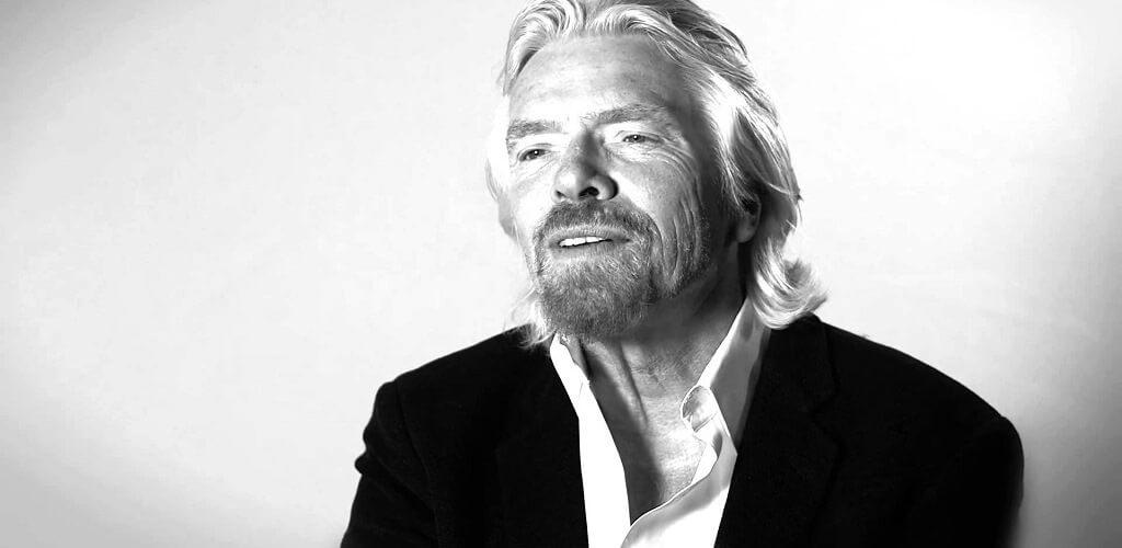 Richard Branson - üzlet - siker - férfimagazin