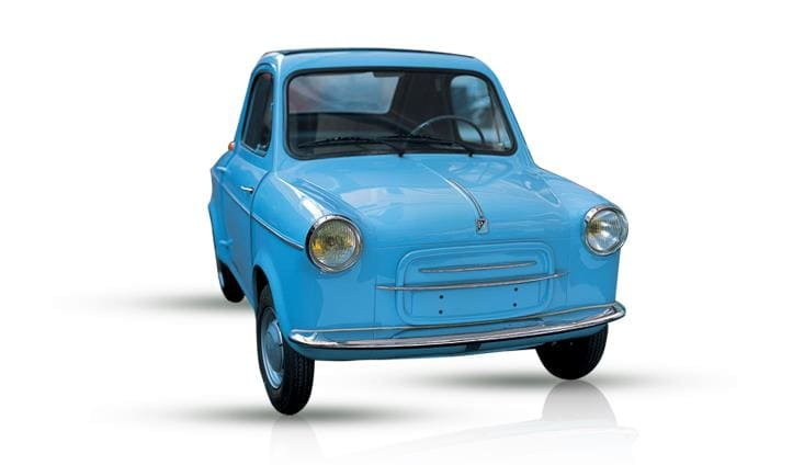 Vespa 400 – 1957