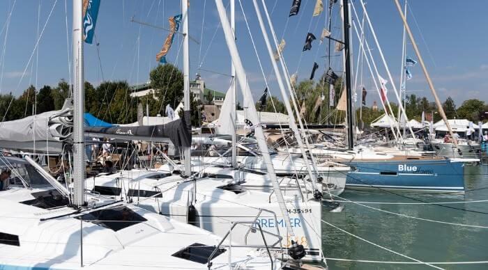 Balaton - Hajózás