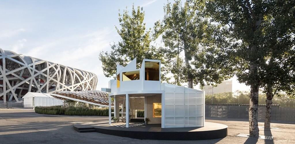 MINI LIVING Urban Cabin - design