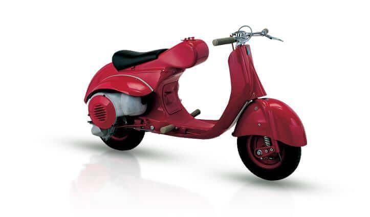 Vespa 98 Corsa Circuito – 1947