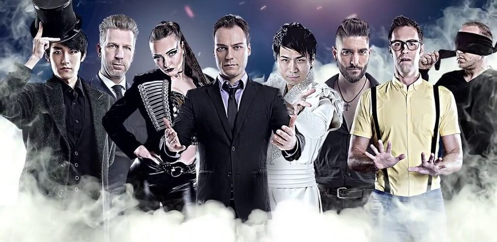 Champions of Illusion - Budapest