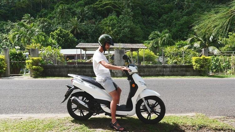 Utazómajom - Bora Bora