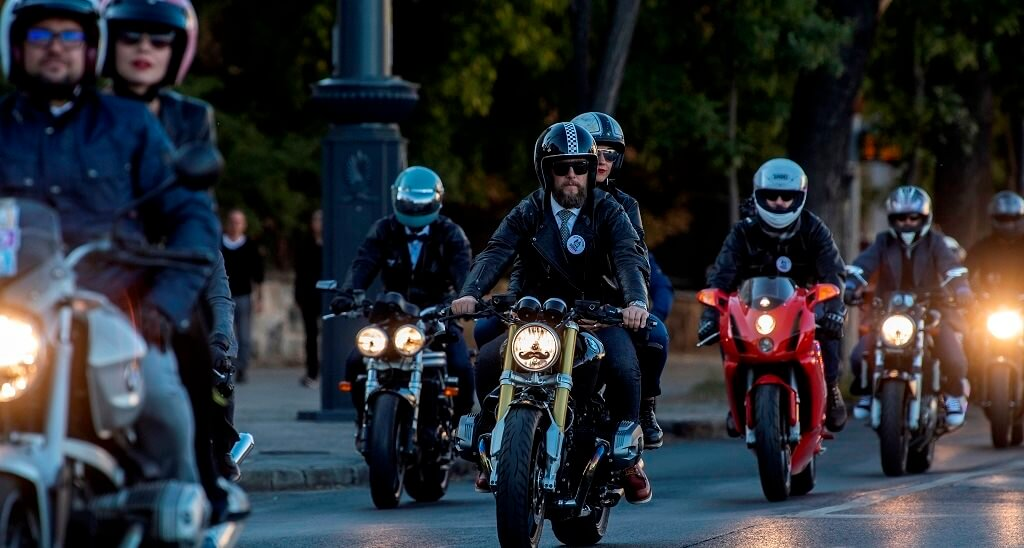The Distinguished Gentleman's Ride - Budapest