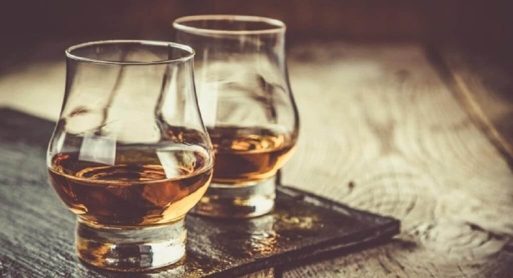 whisky - gasztronómia