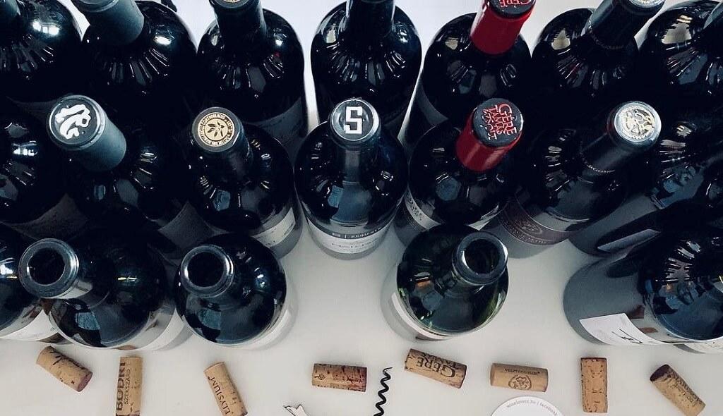 Villányi borok - Bordói november