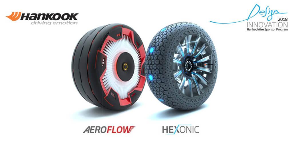 Hankook Aeroflow és Hexonic