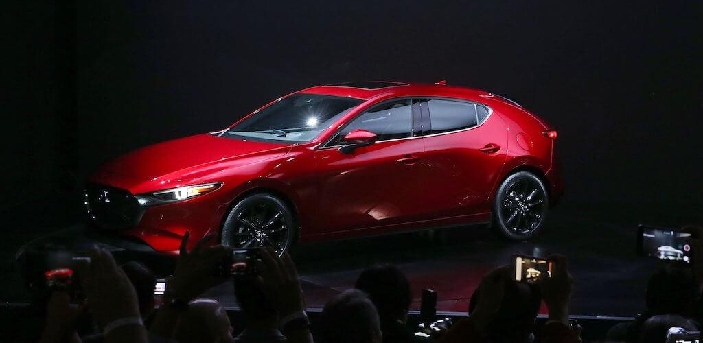 Mazda 3 Los Angeles