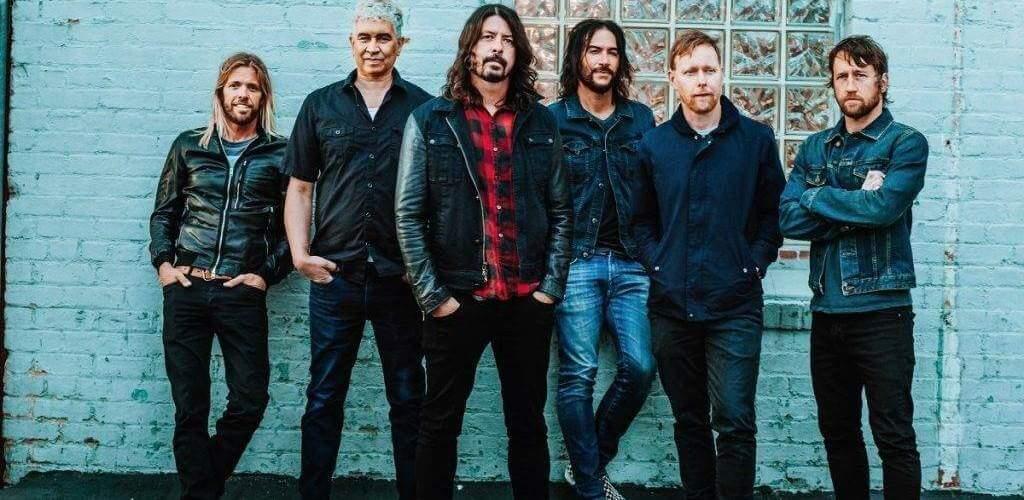 Sziget 2019 - Foo Fighters
