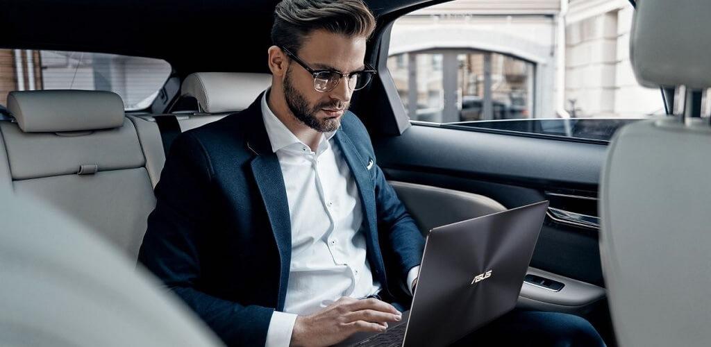 ASUS - üzleti laptop