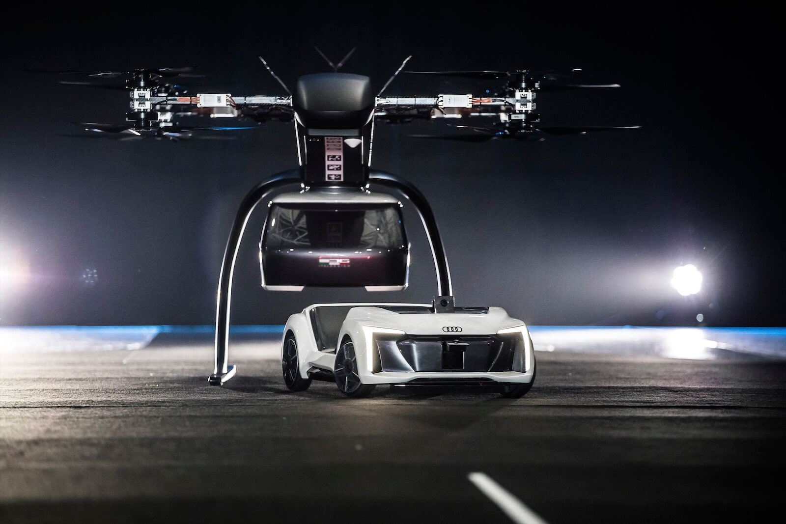 Pop.Up Next Flying taxi