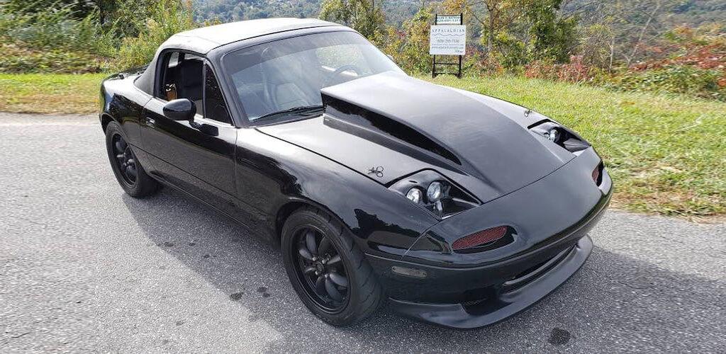 Mazda MX5 Monster