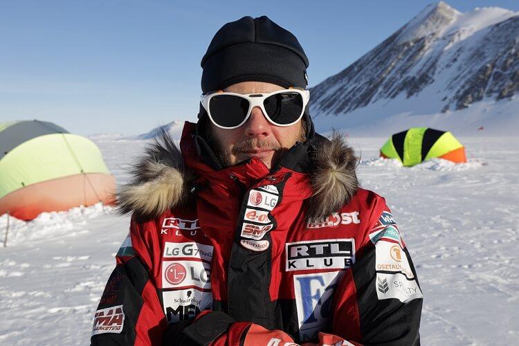 Rakonczay Gábor Antarktisz