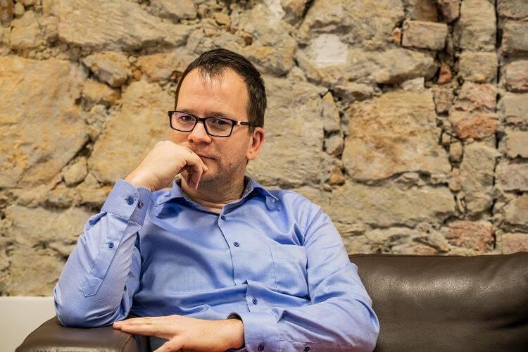 Balogh Péter - interjú