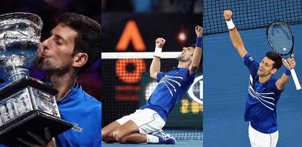 Djokovic - férfi tenisz