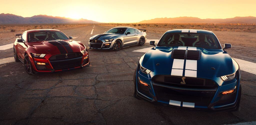 Shelby GT500 - 2019.