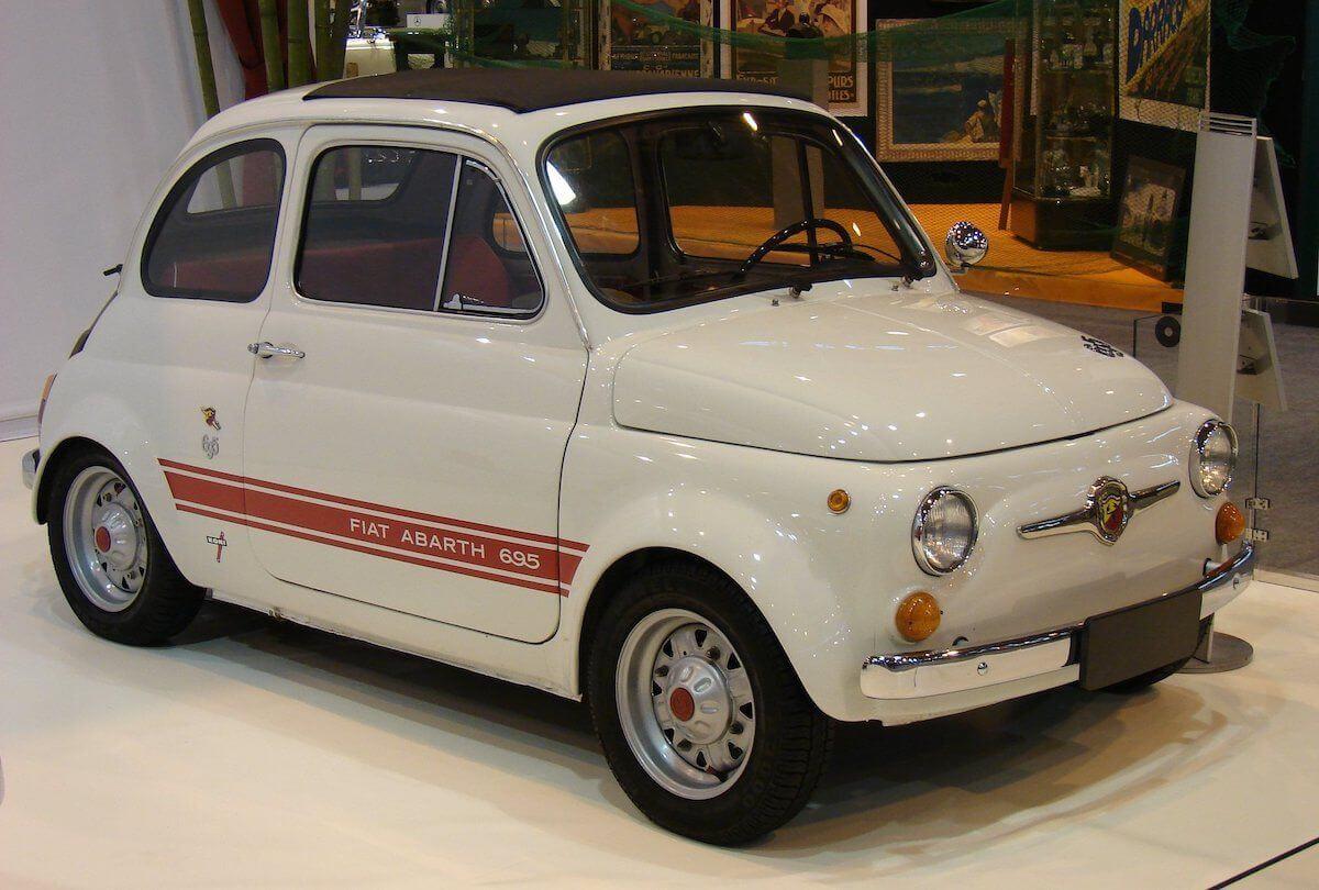 Fiat Abarth 695 1964.