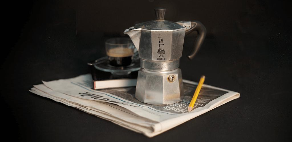 Bialetti - kávé - kávéfőző