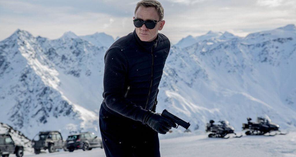 James Bond - film - premier