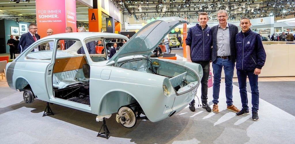 Vokswagen Type 3 Techno Classica