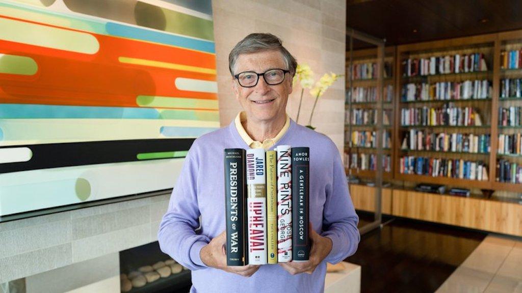 Bill Gates - könyvajánló