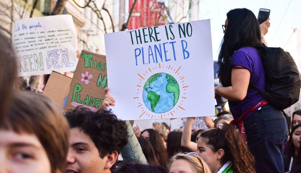 no planet b - fenntarthatóság