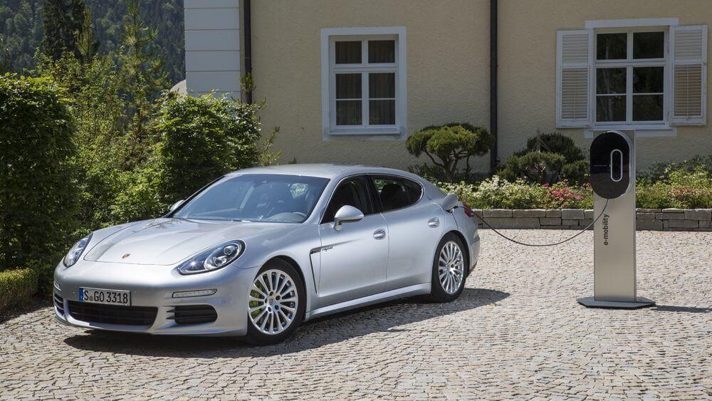 Porsche Panamera G1 hibrid