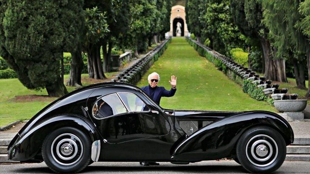 Ralph Lauren - Bugatti