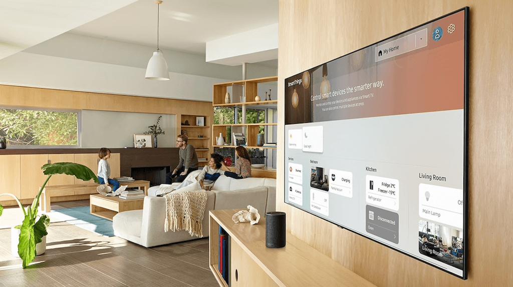 Samsung QLED - TV - innováció