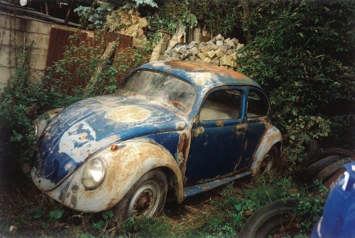 KdF Volkswagen Bogár