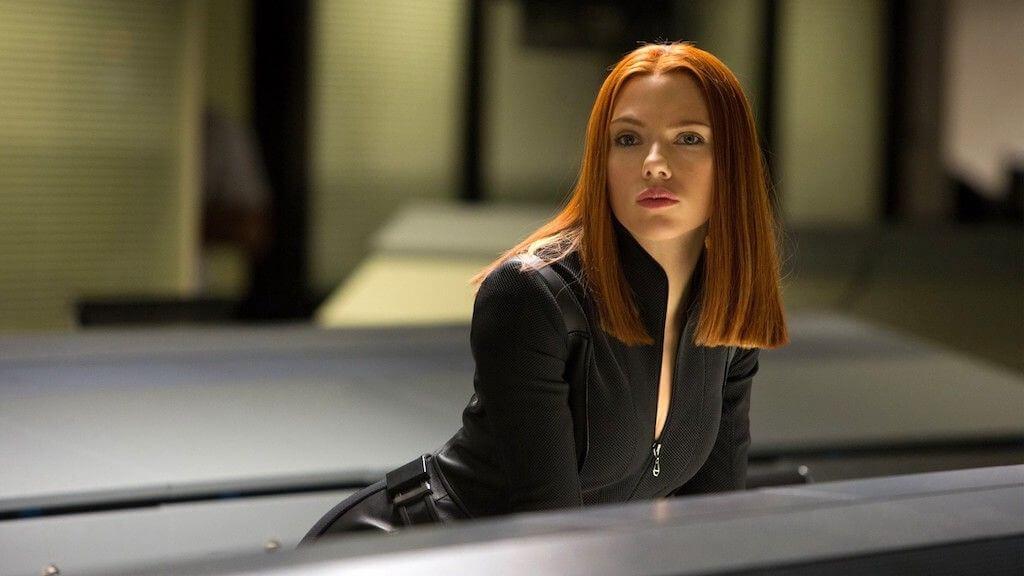 Scarlett Johansson - Budapest