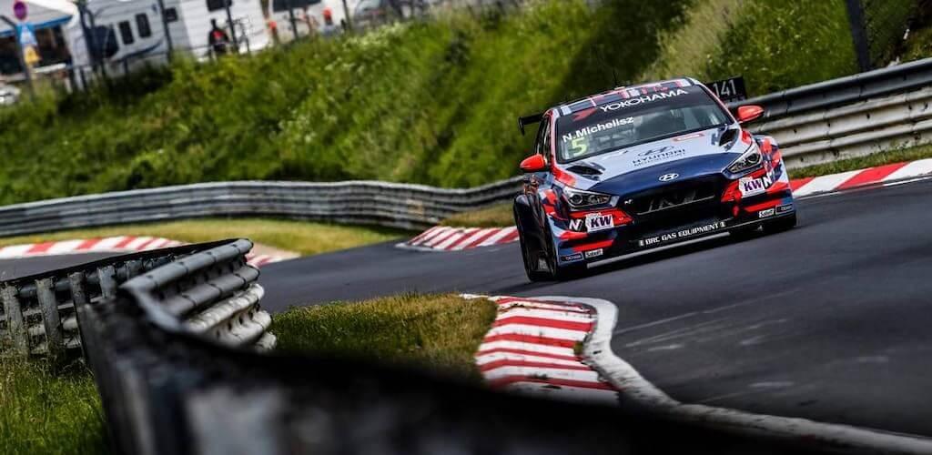 Michelisz Norbi - Nürburgring