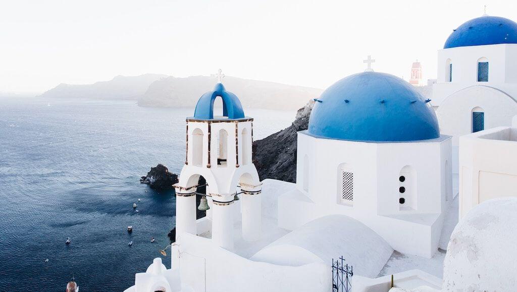 Santorini - fenntarthatóság