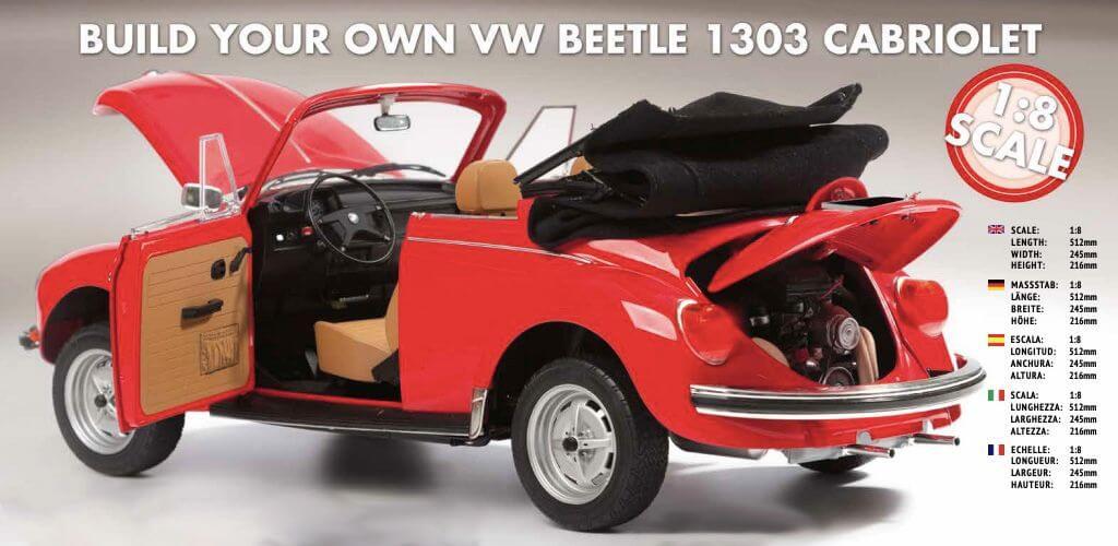 Volkswagen Bogár 1303