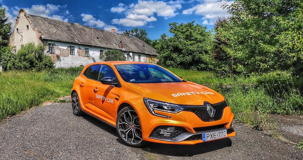 Renault Megane RS - teszt