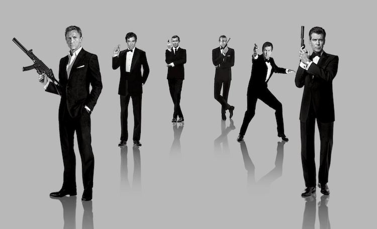 James Bond karakterek - Ian Fleming