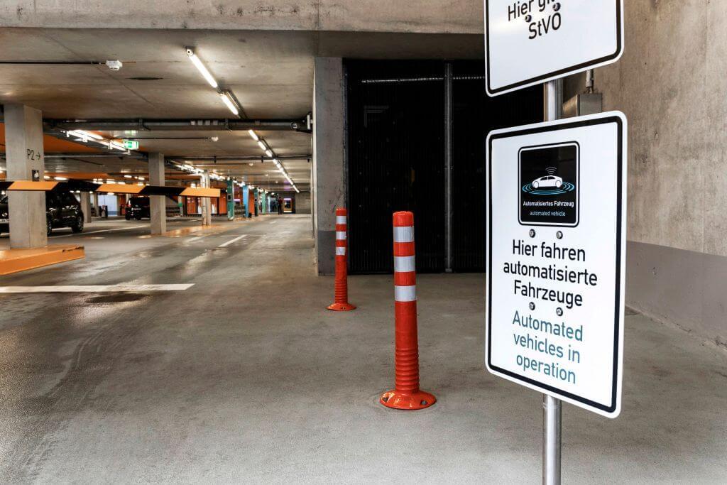 Mercedes automata parkolás