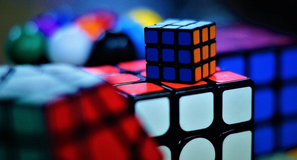 mesterséges intelligencia - rubik kocka