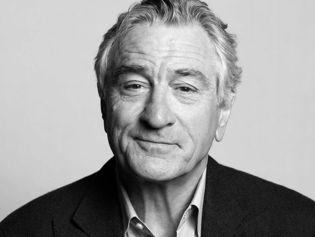 Robert De Niro - filmstúdió - New York