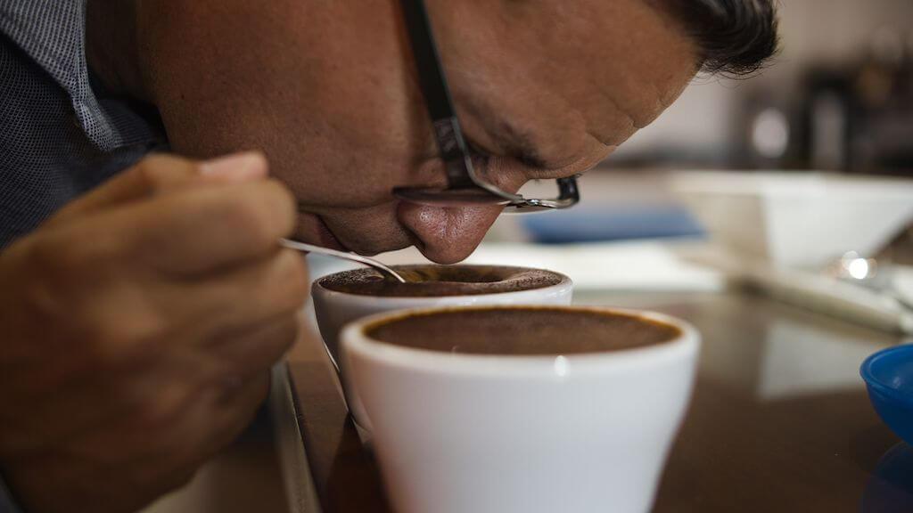 specialty kávé - fair trade