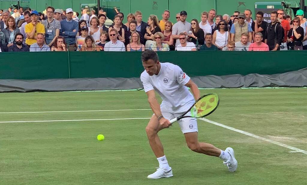 Fucsovics Marci - Wimbledon 2019