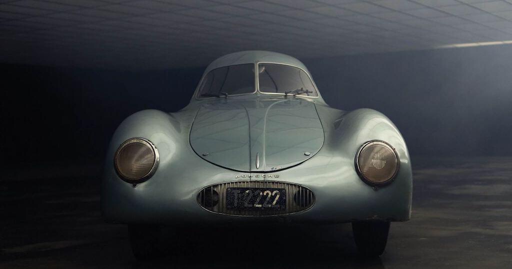 Porsche - aukció - baki