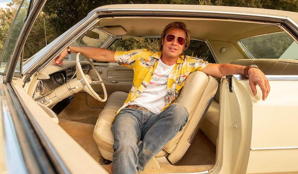 Tarantino - Volt egyszer egy Hollywood - óra