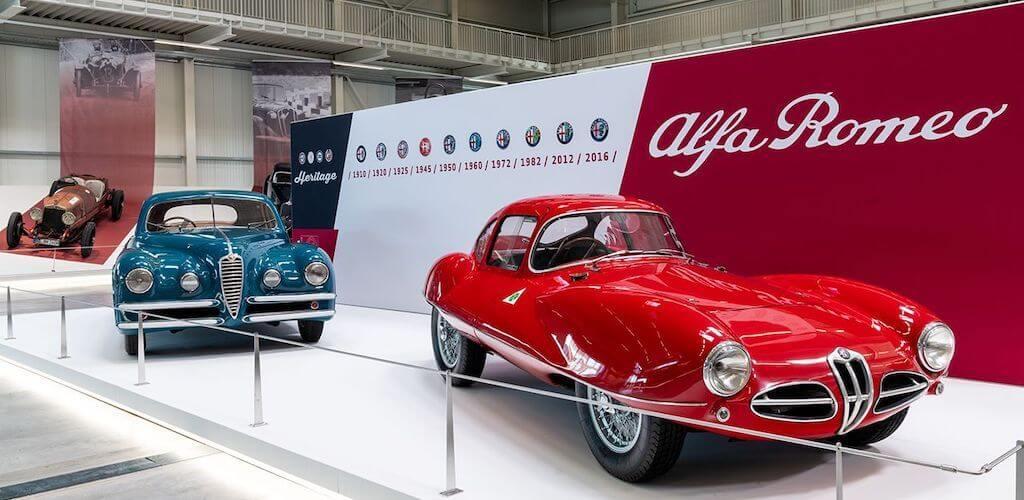 Alfa Romeo, Technik Museum, Sinsheim