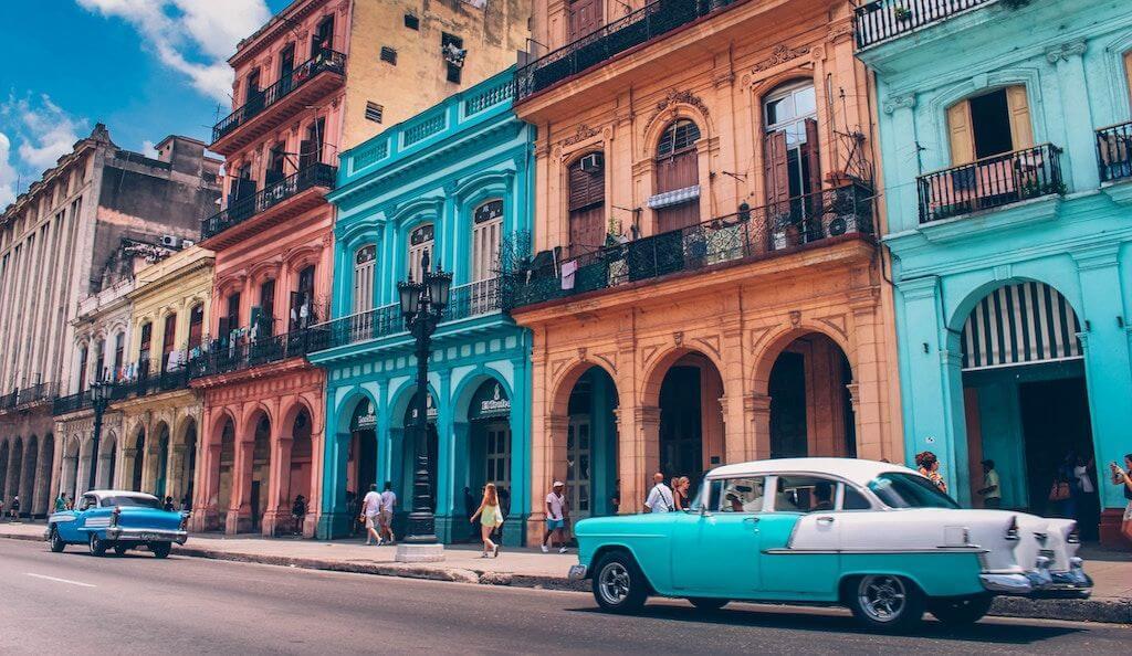 a világ legszínesebb városai